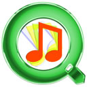 Mac software Audio2QT