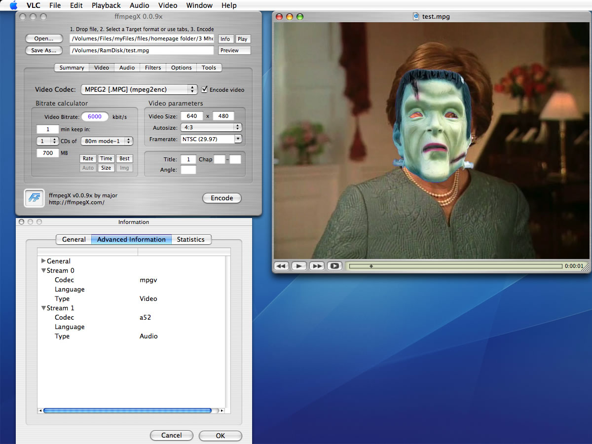 QuickTime MPEG-2 Playback Component