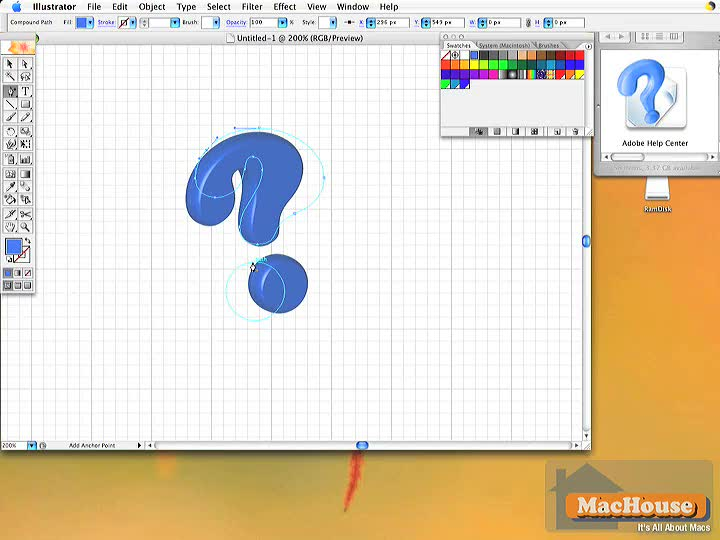 Adobe Illustrator Basics for Dummies #10 | MacHouse Blog – A