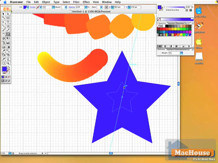 Adobe Illustrator video tutorial