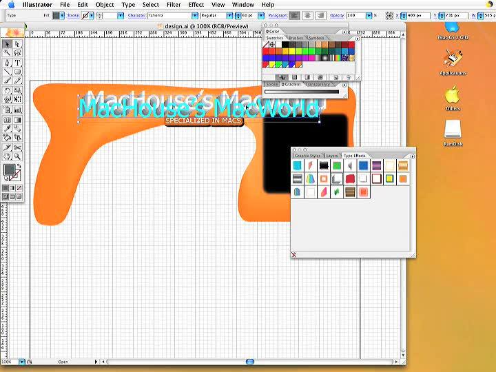 Adobe Illustrator video tutorial
