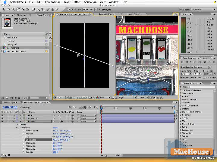 Adobe After Effects – Simple Creativity #11 | MacHouse Blog