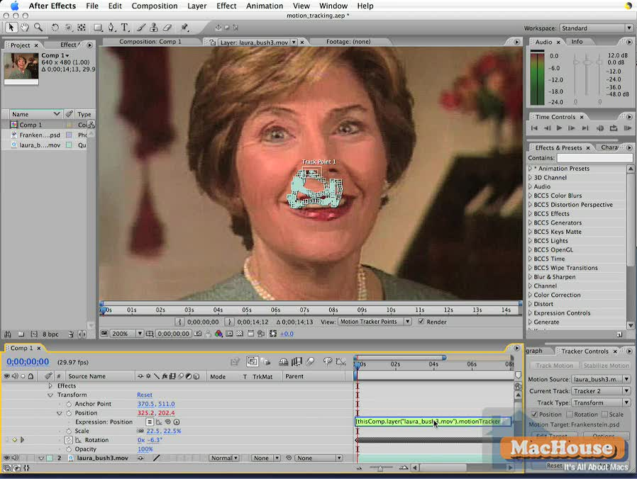 Adobe After Effects video tutorial