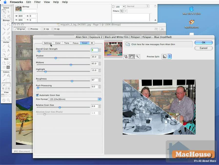 Alien Skin Exposure 2 for Mac video tutorial