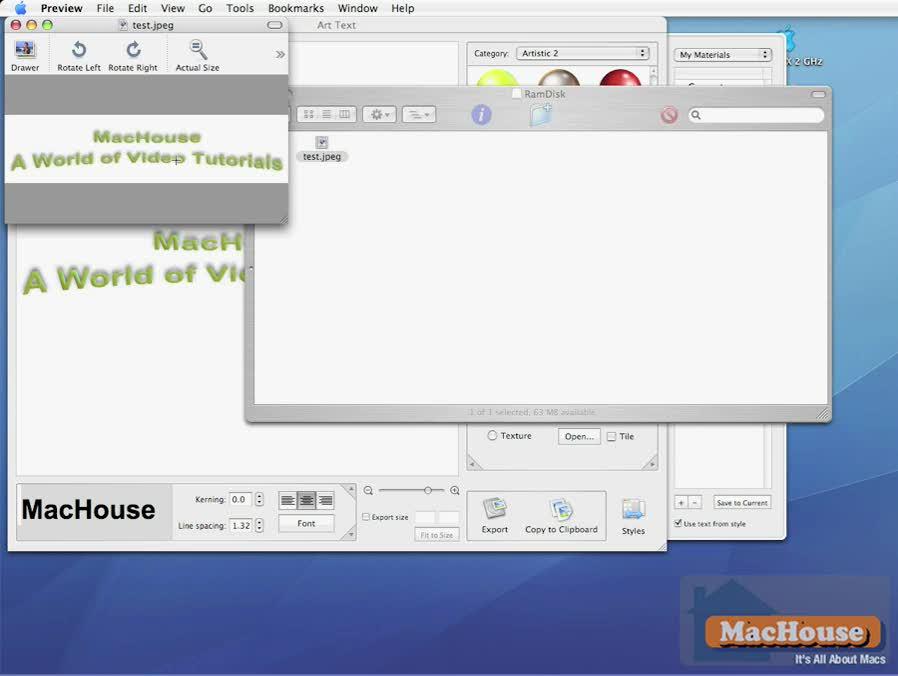 Art Text 1.2.4 Mac