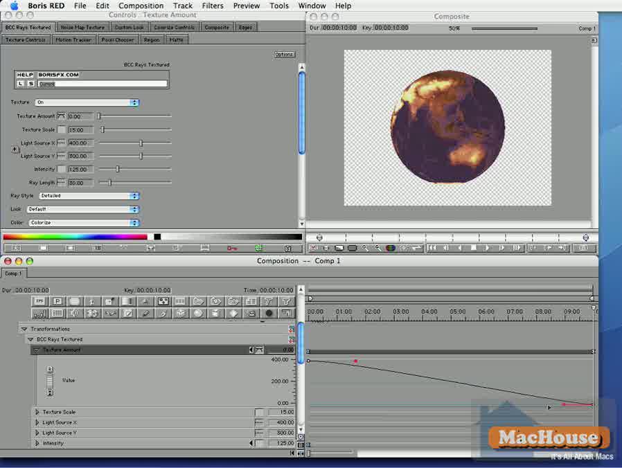 Boris RED 4.1 video tutorial