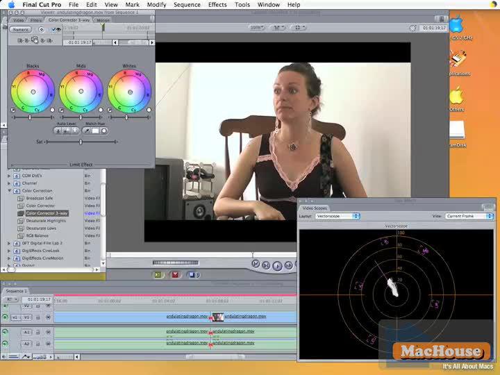 Final Cut Pro video tutorial
