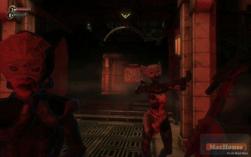 BioShock Feral Interactive Mac game