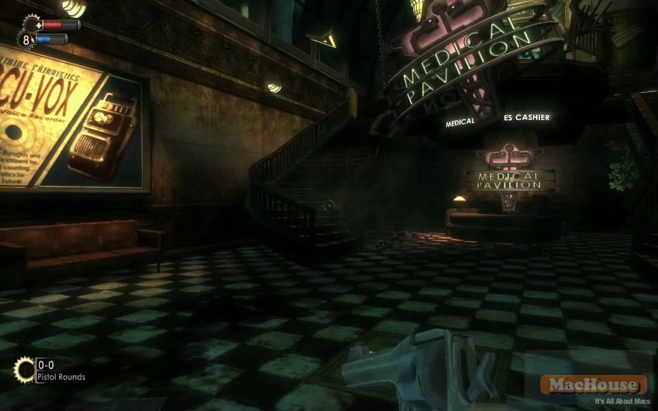 BioShock Feral Interactive Mac game