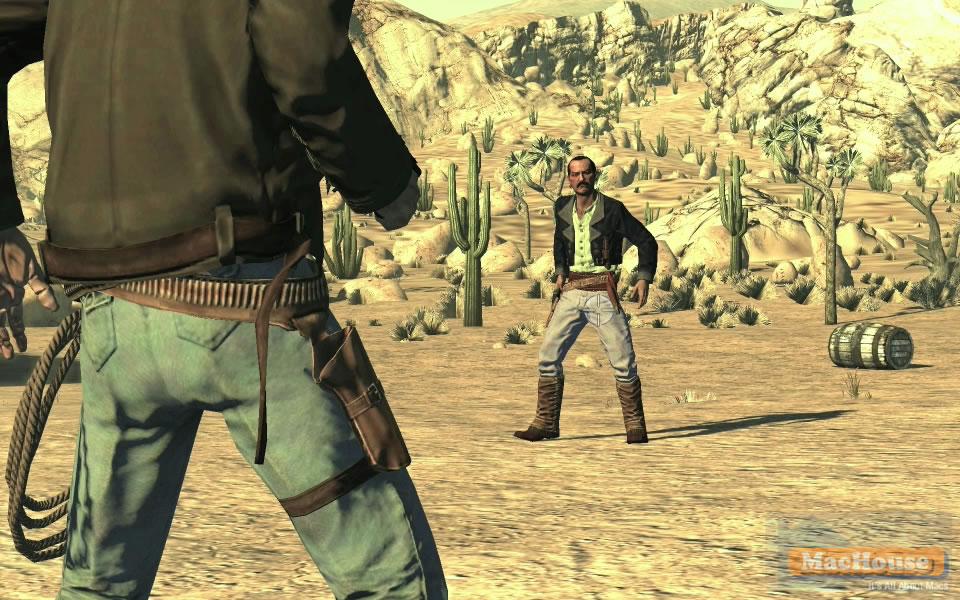 Call of Juarez: Bound in Blood Ubisoft