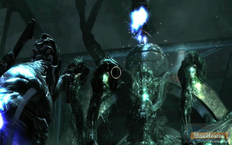 Aspyr Dark Sector Mac Boot Camp