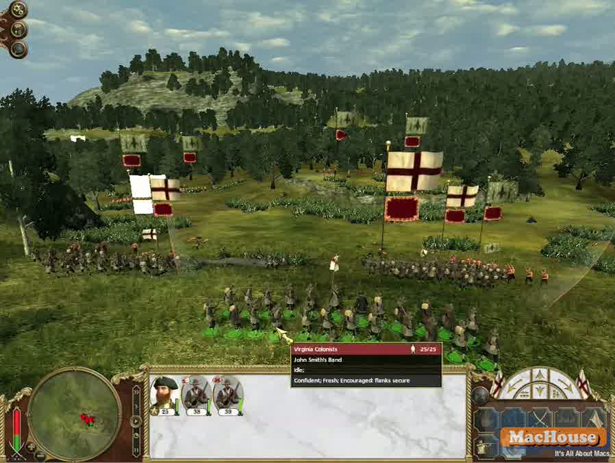 Empire: Total War with Boot Camp – Empire: Total War Game