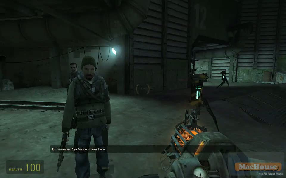 Half-Life 2: Episode 2 with Boot Camp – Half-Life 2 Game