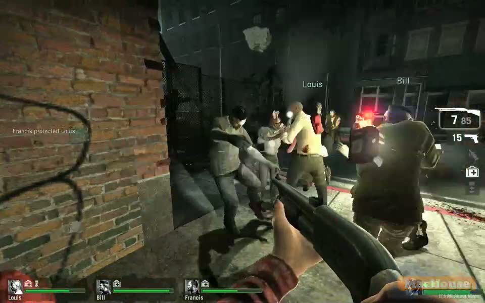 Play Free Game Left 4 Dead
