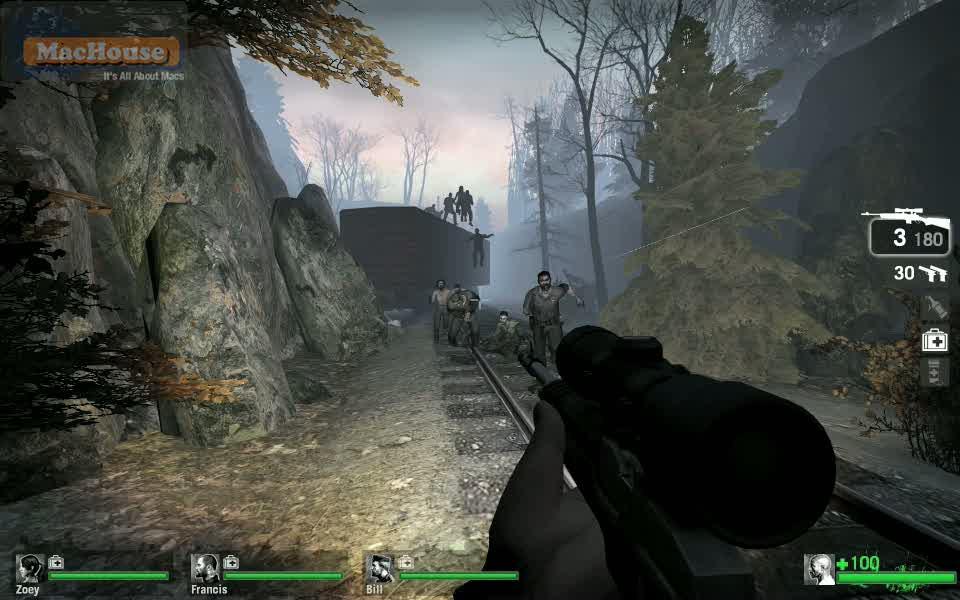 Left 4 Dead Mac Boot Camp