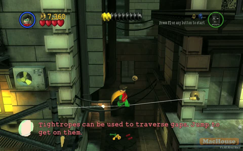 LEGO Batman with Boot Camp – LEGO Batman Game Play Video Part I – 18 ...