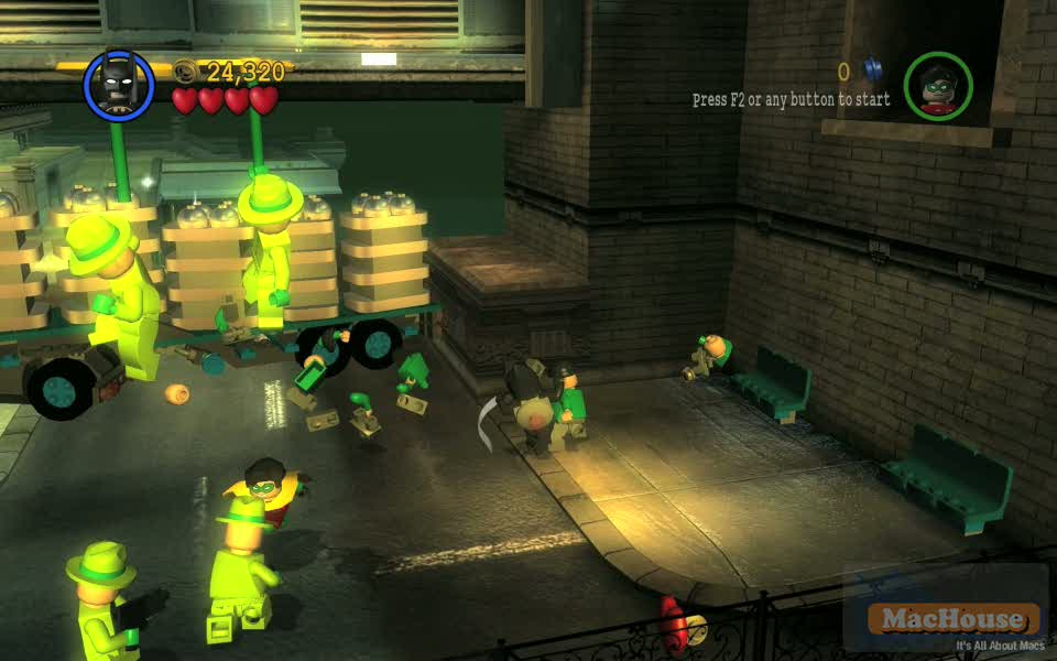 LEGO Batman with Boot Camp – LEGO Batman Game Play Video Part I ...