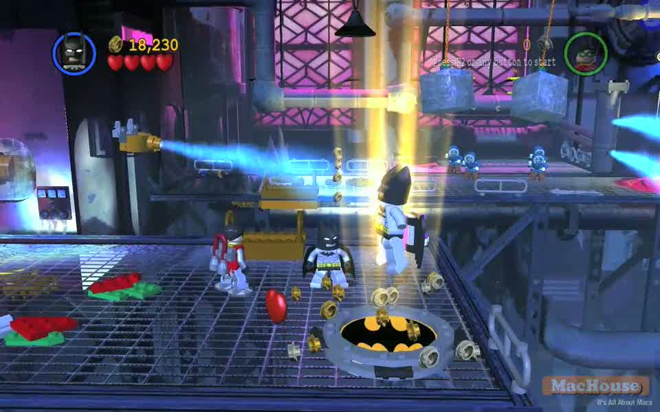 play lego batman video game free online