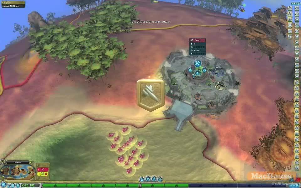 Mac PC game Electronic Arts MAXIS SPORE