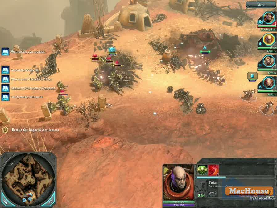 Warhammer 40,000: Dawn of War II Mac Boot Camp