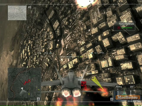 Tom Clancy's HAWX [Español] [Full - ISO] - Juegos Pc Games - Lemou's Links - Juegos PC Gratis en Descarga Directa