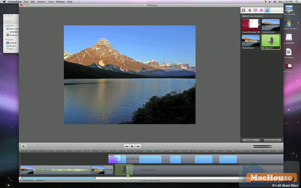 ScreenFlow Mac video tutorial
