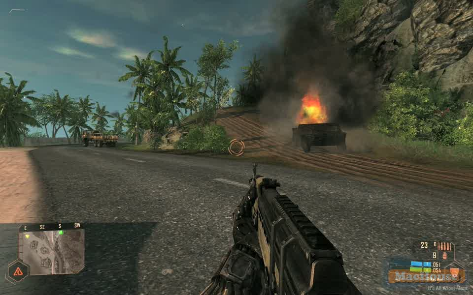 Crysis Warhead Download Free PC Game Full Version